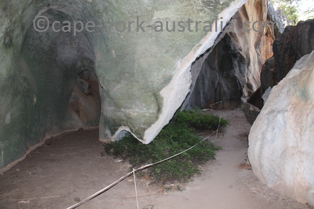 chillagoe archways cave