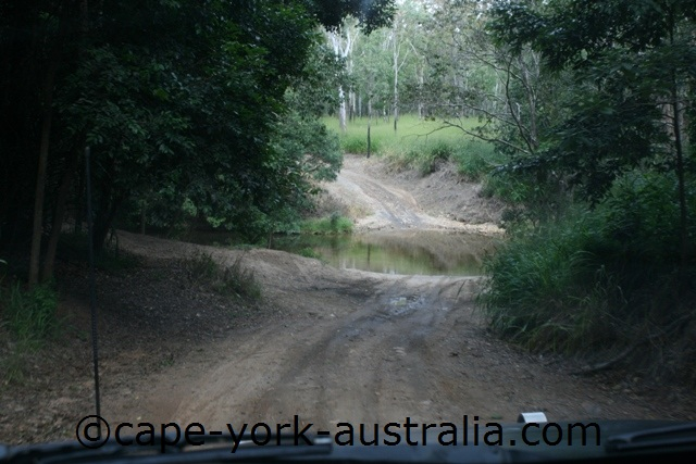 clohesy river road creek crossing
