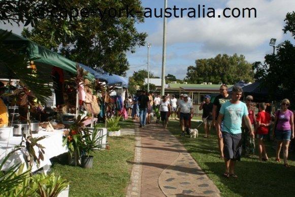 cooktown festival markets