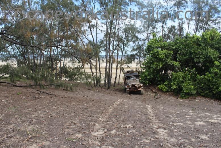 five beaches congora track