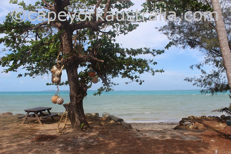 hammond island beach decorations