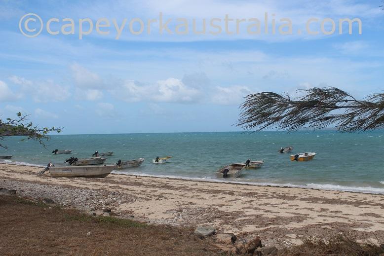 hammond island boats