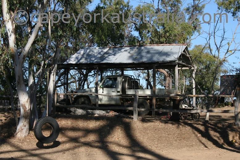hodgkinson goldfields