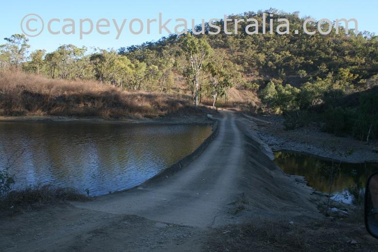 kingsborough dam