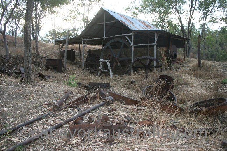 palmer river goldfields comet mill