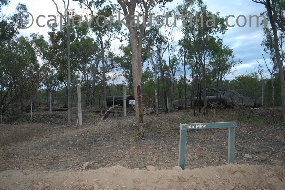 palmer river goldfields ida mine