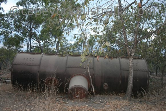 palmer river goldfields king of the ranges