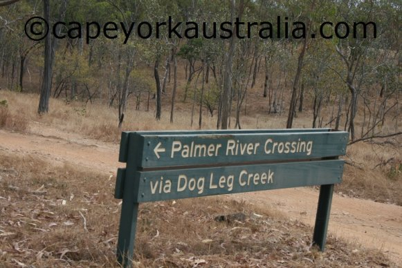 palmer river goldfields whites creek road