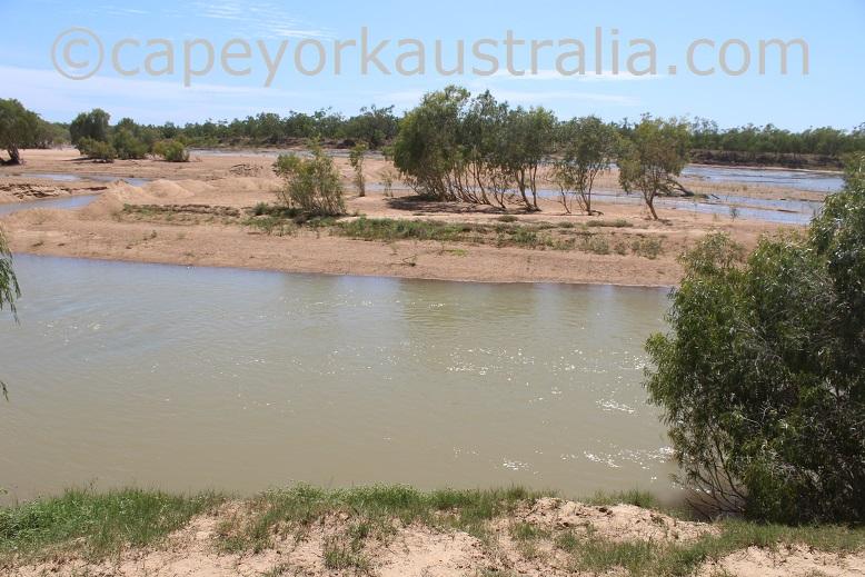 pormpuraaw to kowanyama mitchell river