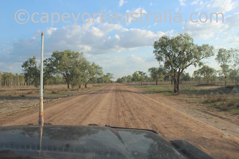 pormpuraaw to kowanyama