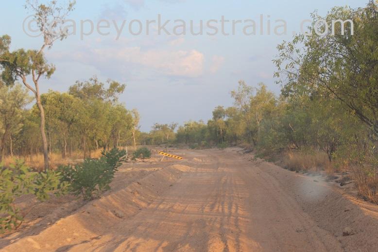 pormpuraaw to kowanyama track