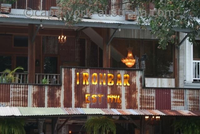 port douglas iron bar