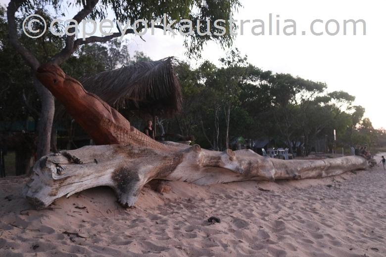 punsand bay resort crocodile