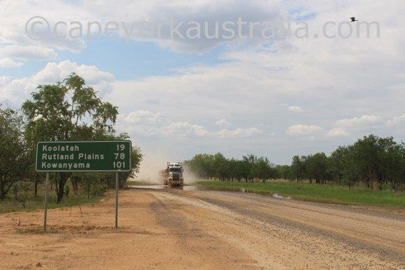 road to kowanyama dunbar