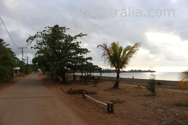 saibai island esplanade