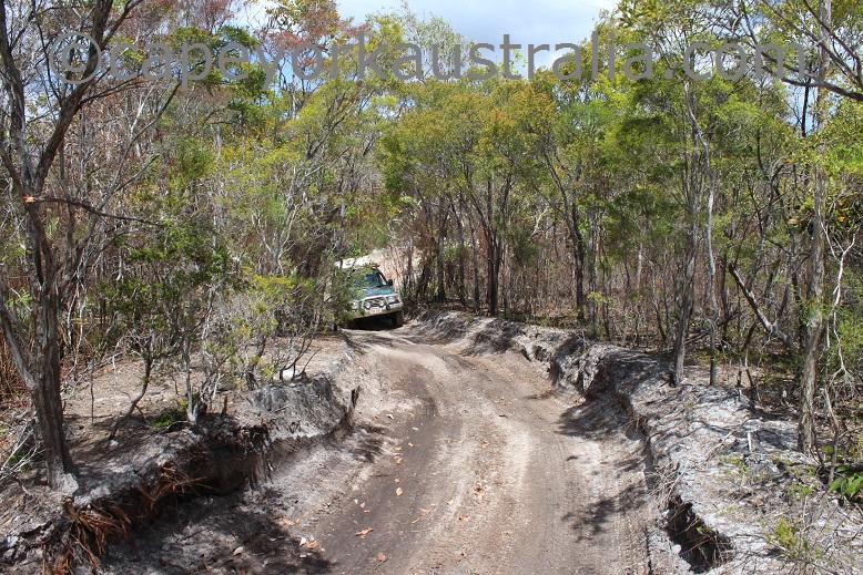 skardon river track