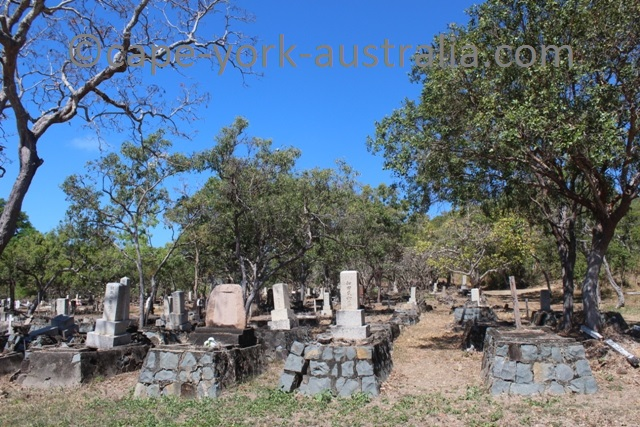 thursday island cemetery japanese