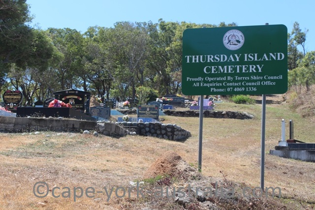 thursday island cemetery