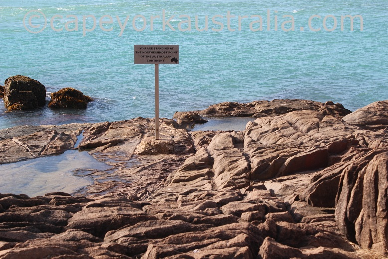 tip of australia northernmost point
