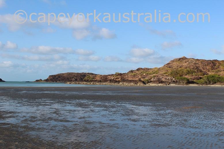 tip of australia walk beach