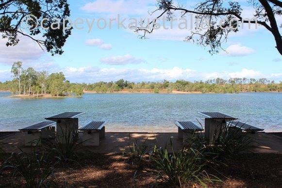 weipa lakes