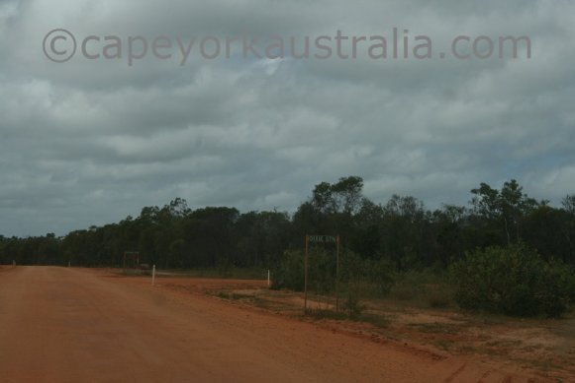 alice river goldfields loop road turnoff