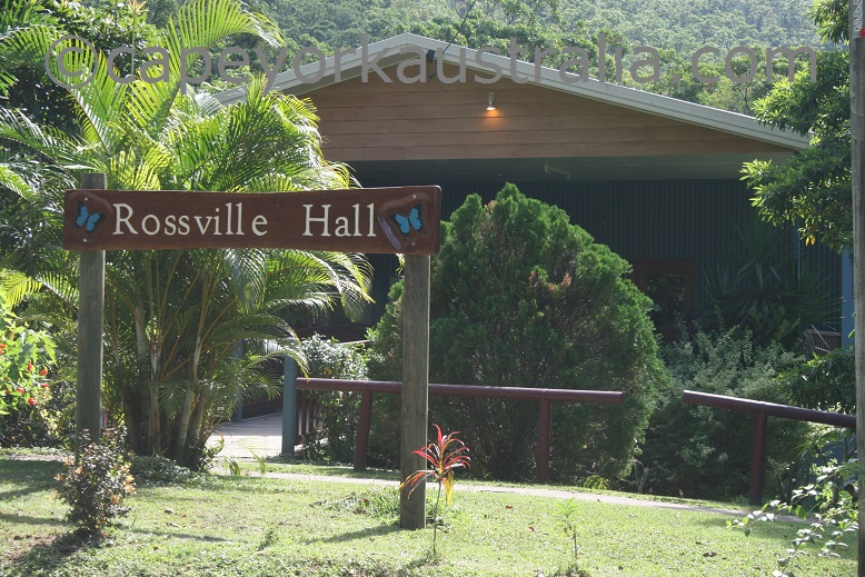 rossville hall