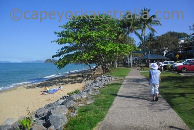 trinity beach front