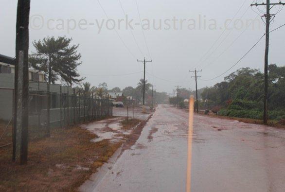 wet season bamaga