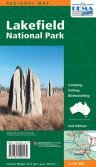 lakefield national park map