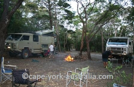 accommodation cape york