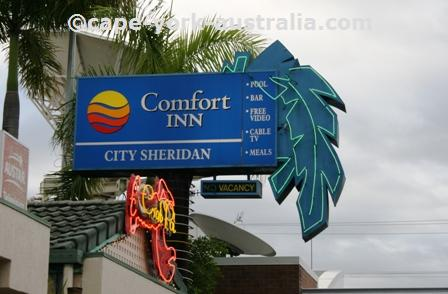 accomodation cairns
