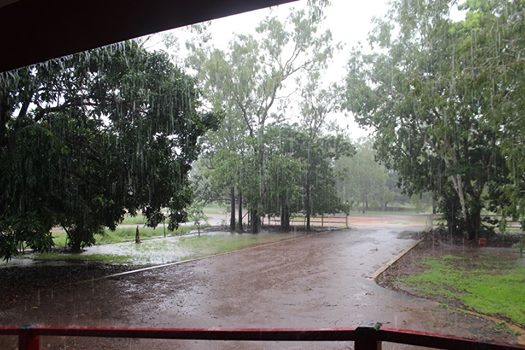 adelaide river wet season
