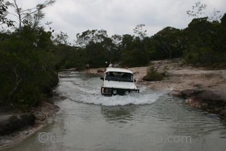adventurous drive