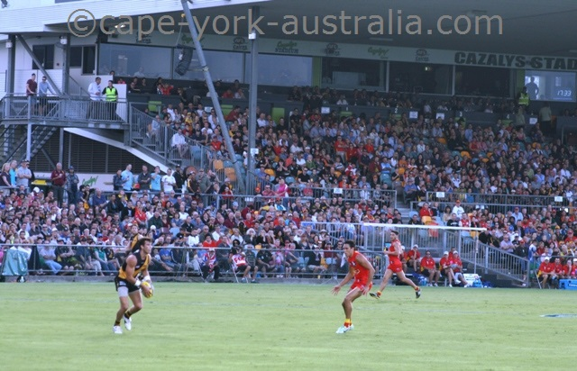 afl cairns stadium