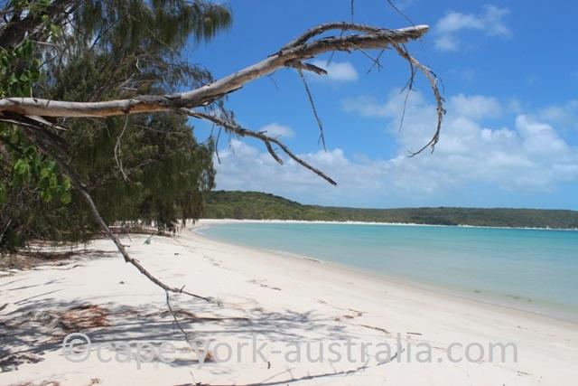 albany island beach