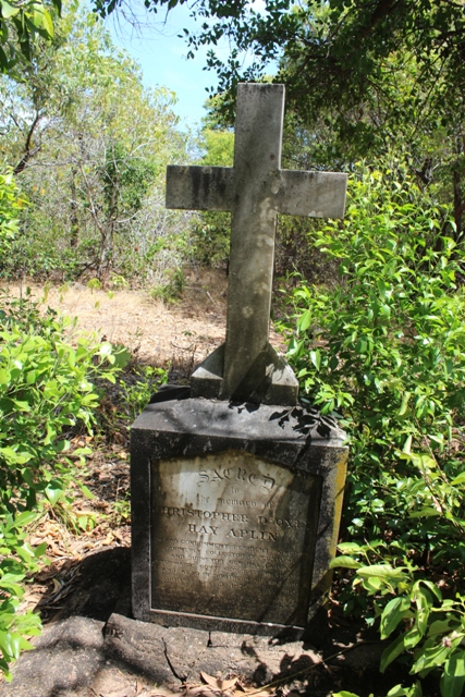 albany island grave