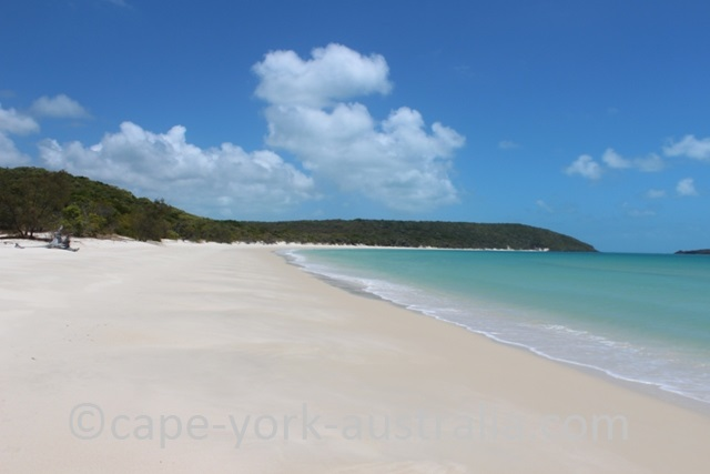 albany island walk beach