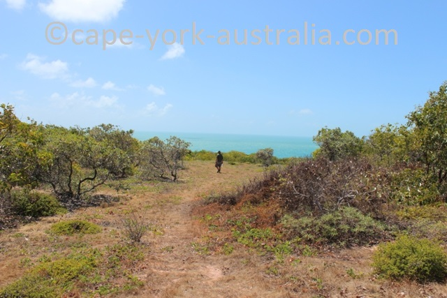 albany island walking track