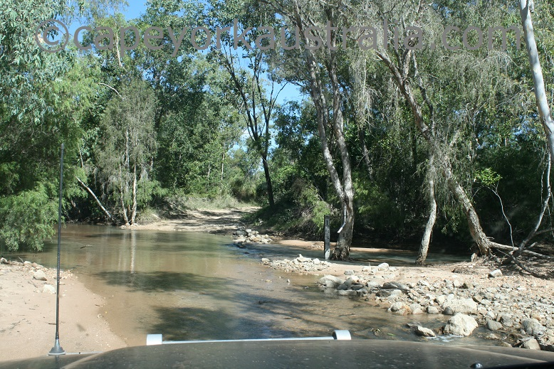 alice river crossing