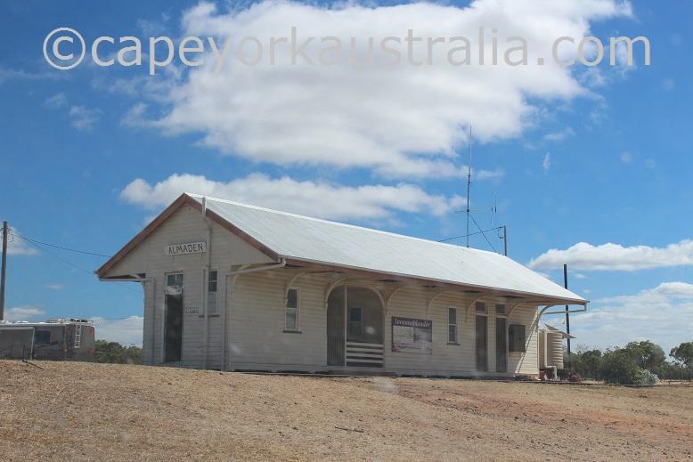 almaden railway station