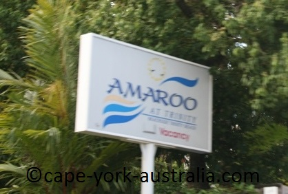 amaroo at trinity resort