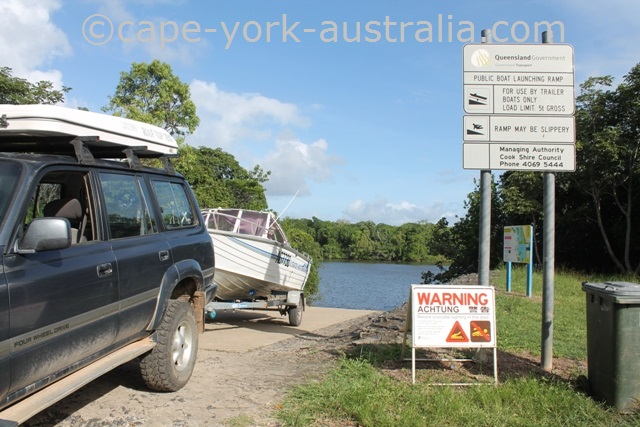annan river boat ramp