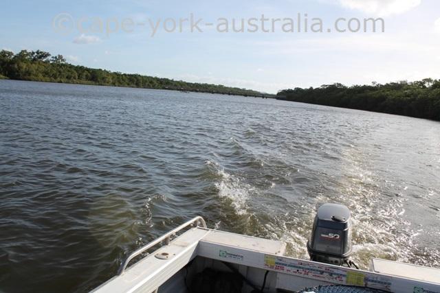 annan river boat ride
