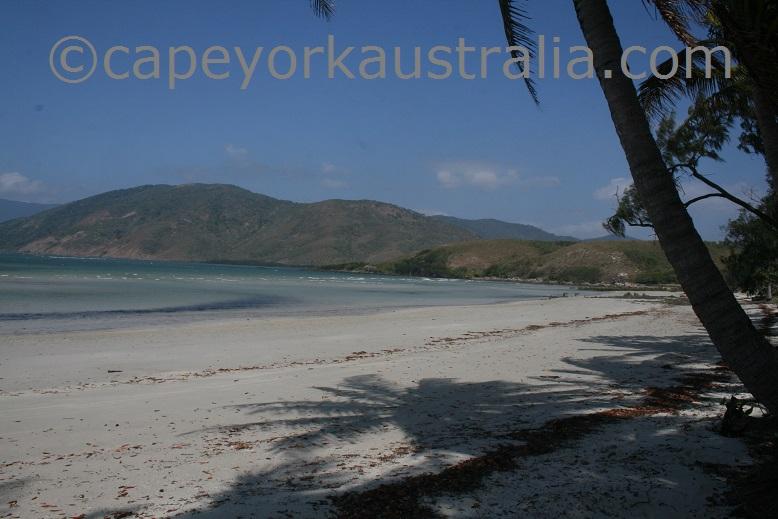 archer point beach