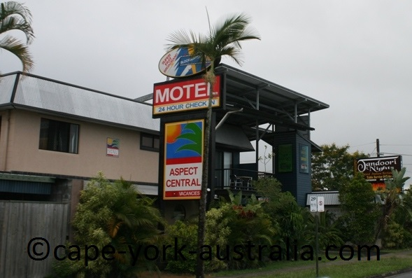 aspect central motel cairns