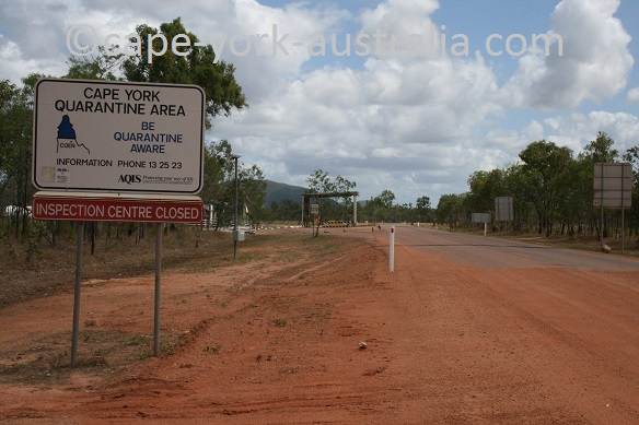 australian quarantine