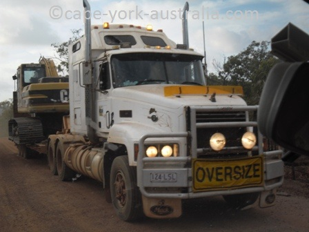 australian road trains cape york