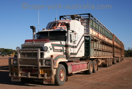 australian road trains cloncurry