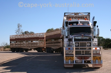 australian road trains kynuna